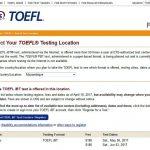 モザンビークでもTOEFLを受験できます